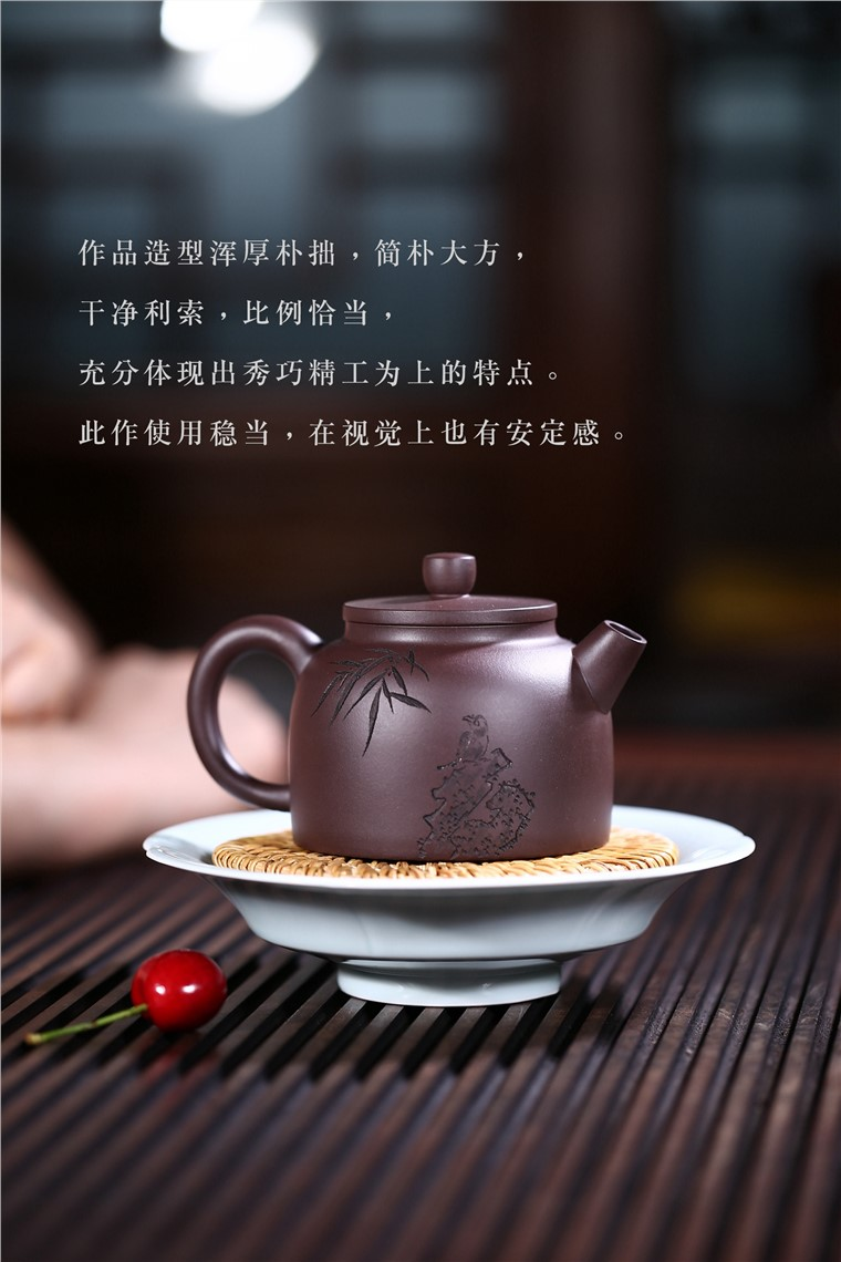 姚华君作品 虚怀若谷图片