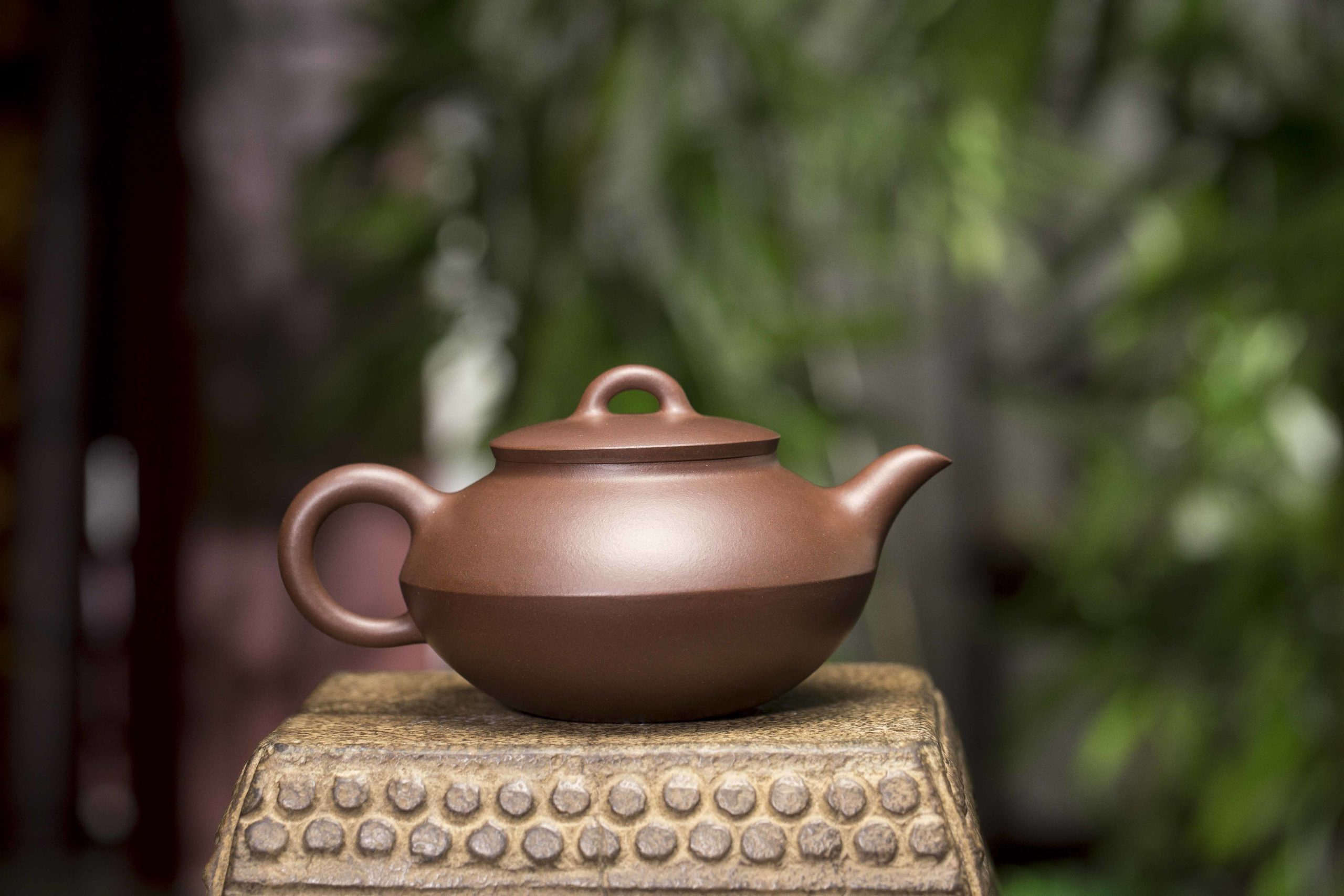 紫砂鉴赏丨潘春芳·和合壶