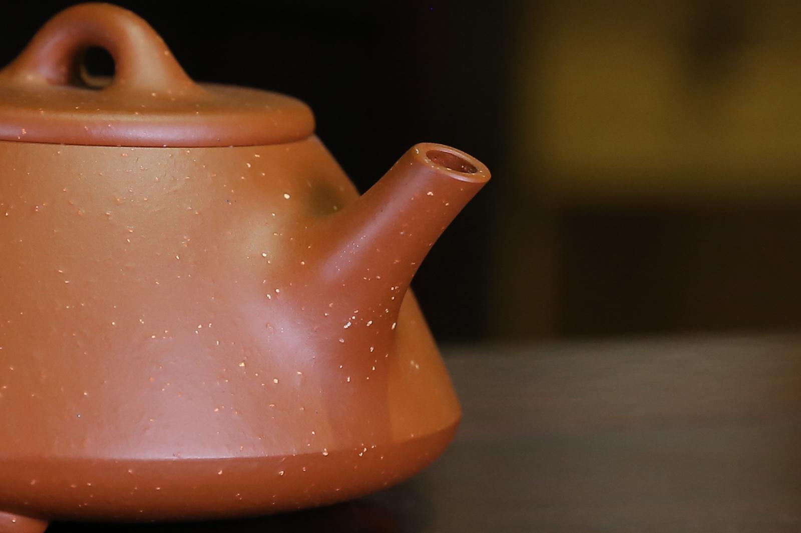 紫砂鉴赏丨潘春芳·石瓢壶