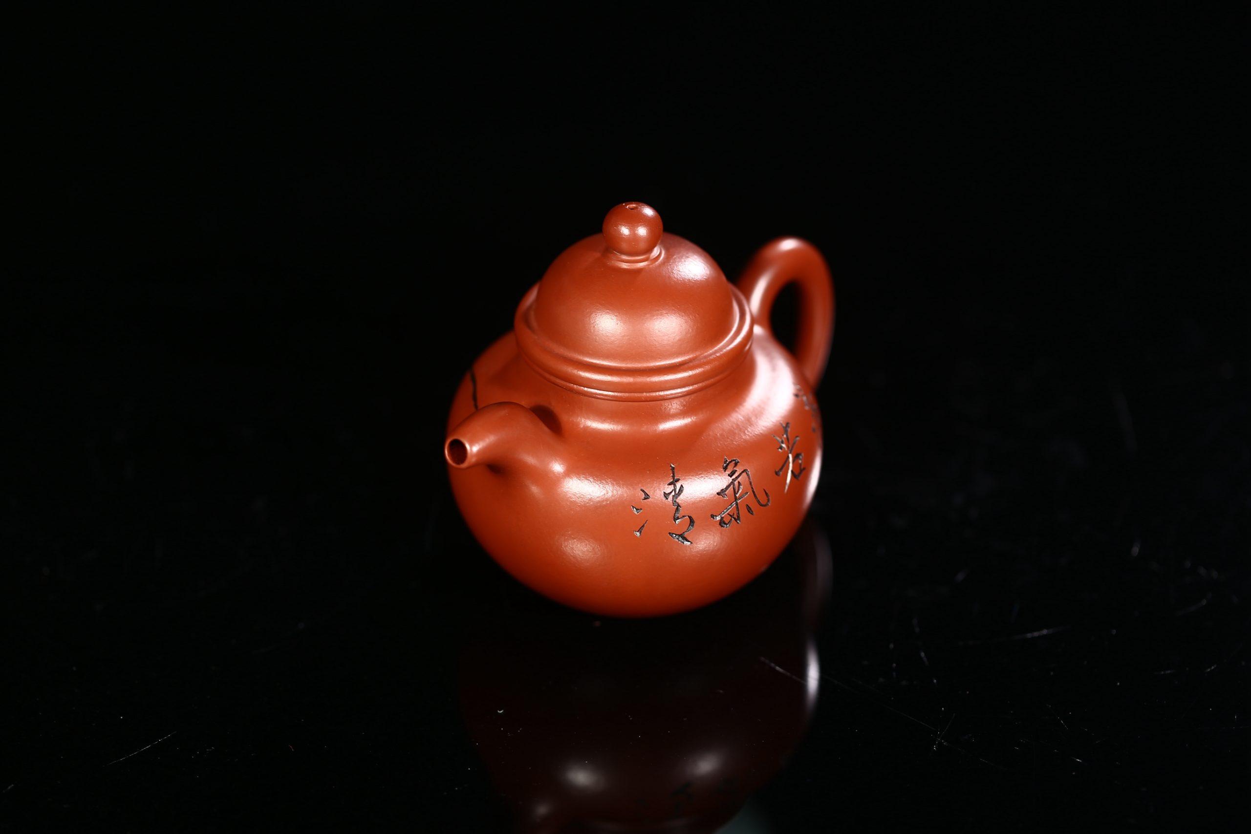 紫砂鉴赏丨吴小楣·掇球壶