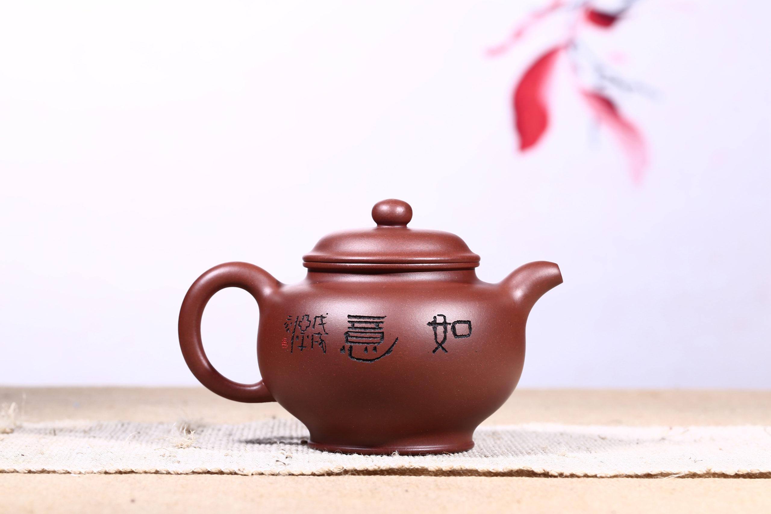 紫砂鉴赏丨王亚平·掇只壶