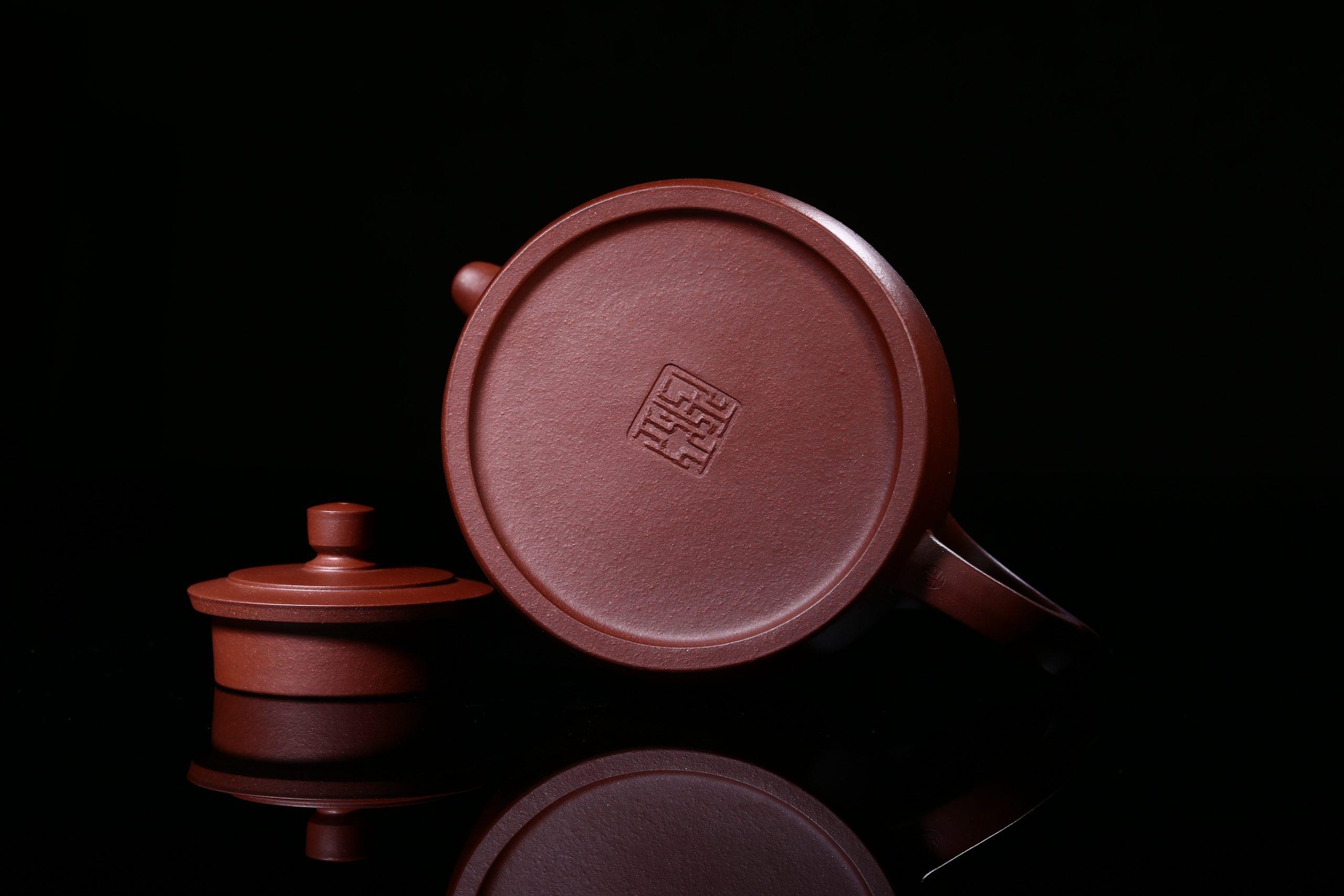 紫砂鉴赏丨王亚平·井栏壶