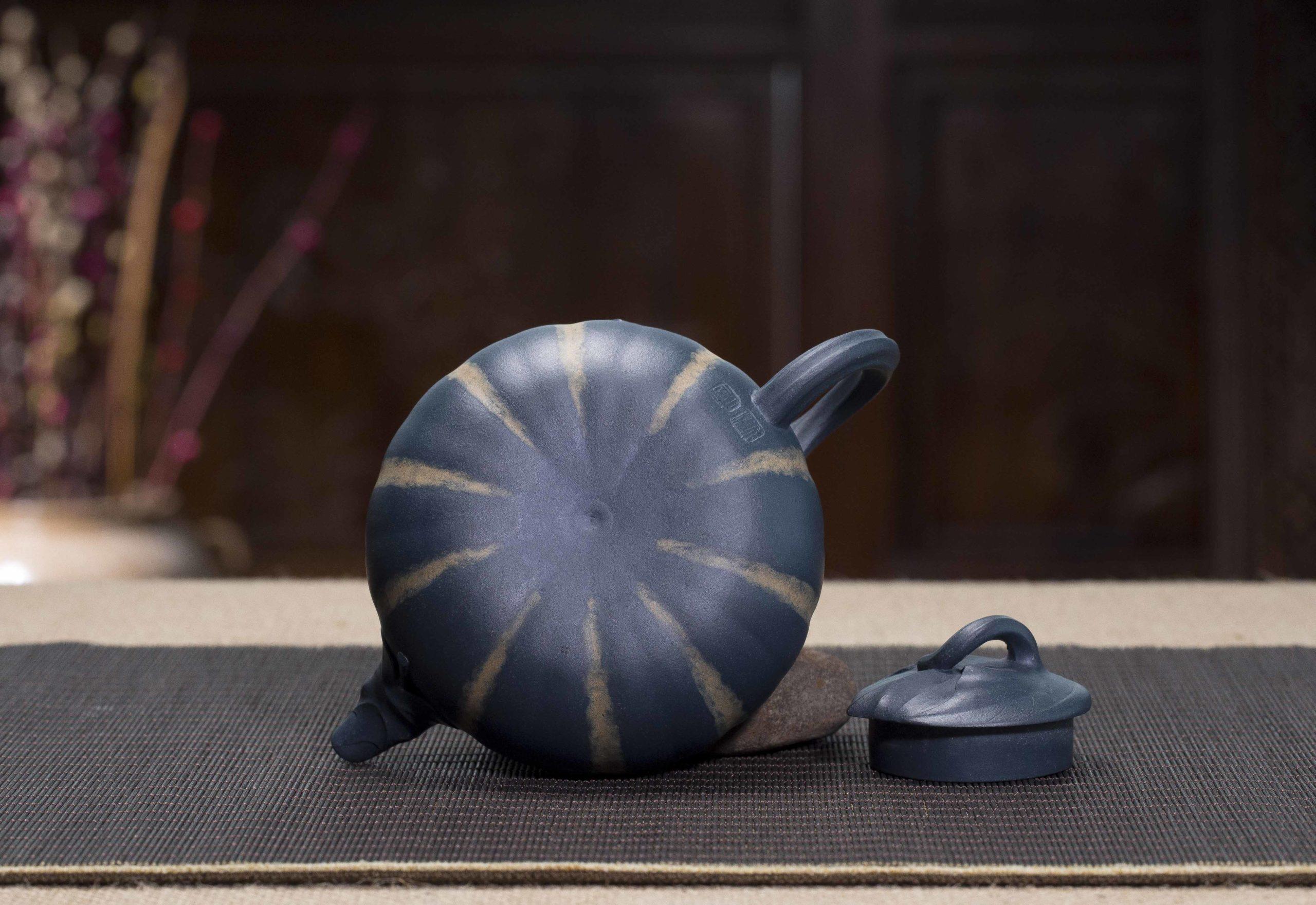 紫砂鉴赏丨许成权·美瓜壶