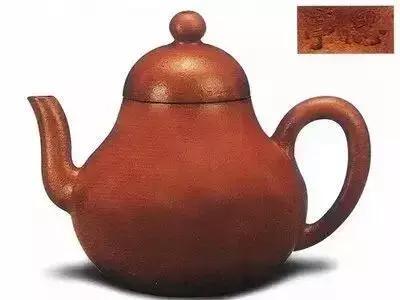 一把历百年而未改形制的紫砂壶!