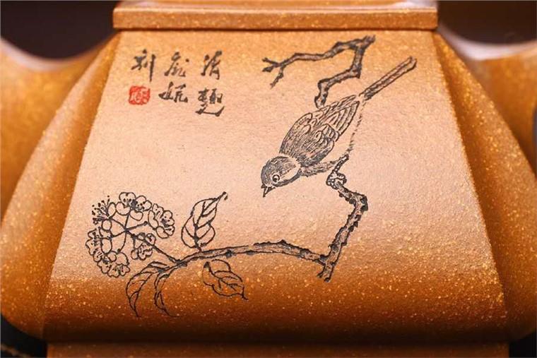庞妮作品 抽角石瓢图片