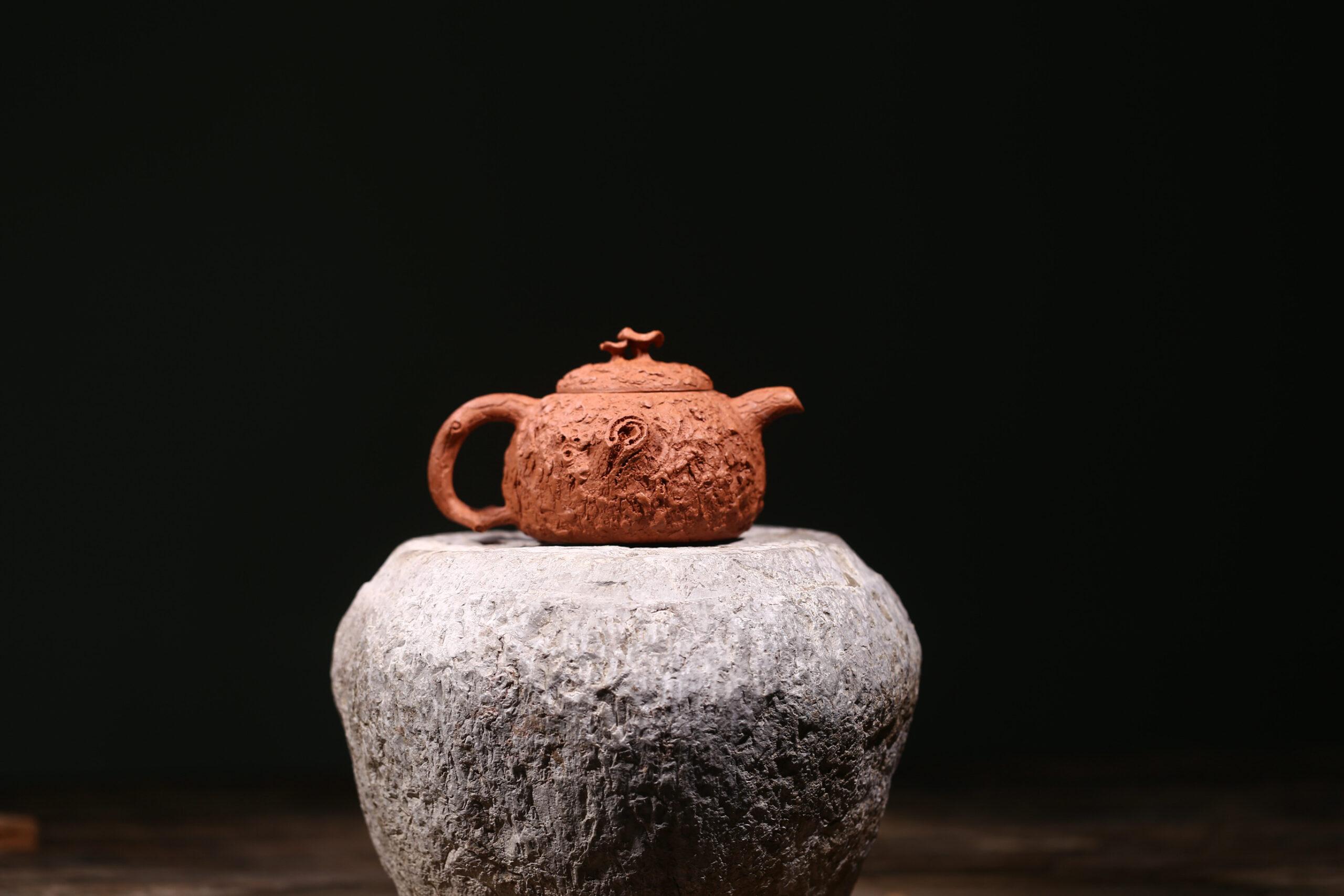 紫砂鉴赏丨葛岳纯·供春壶