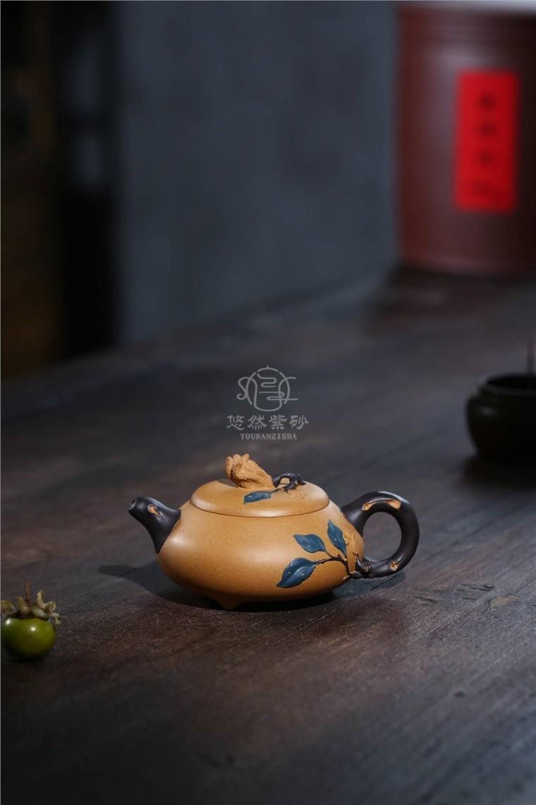 蒋艺华作品 佛手图片