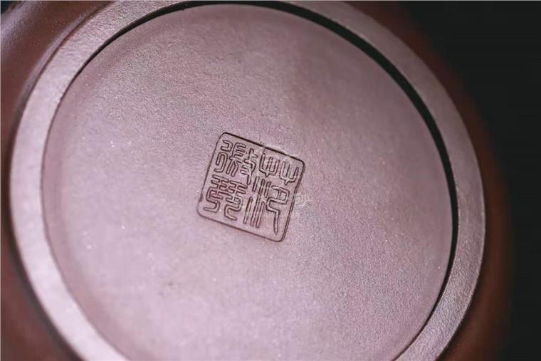 范微琴作品 玉兰幽香壶图片