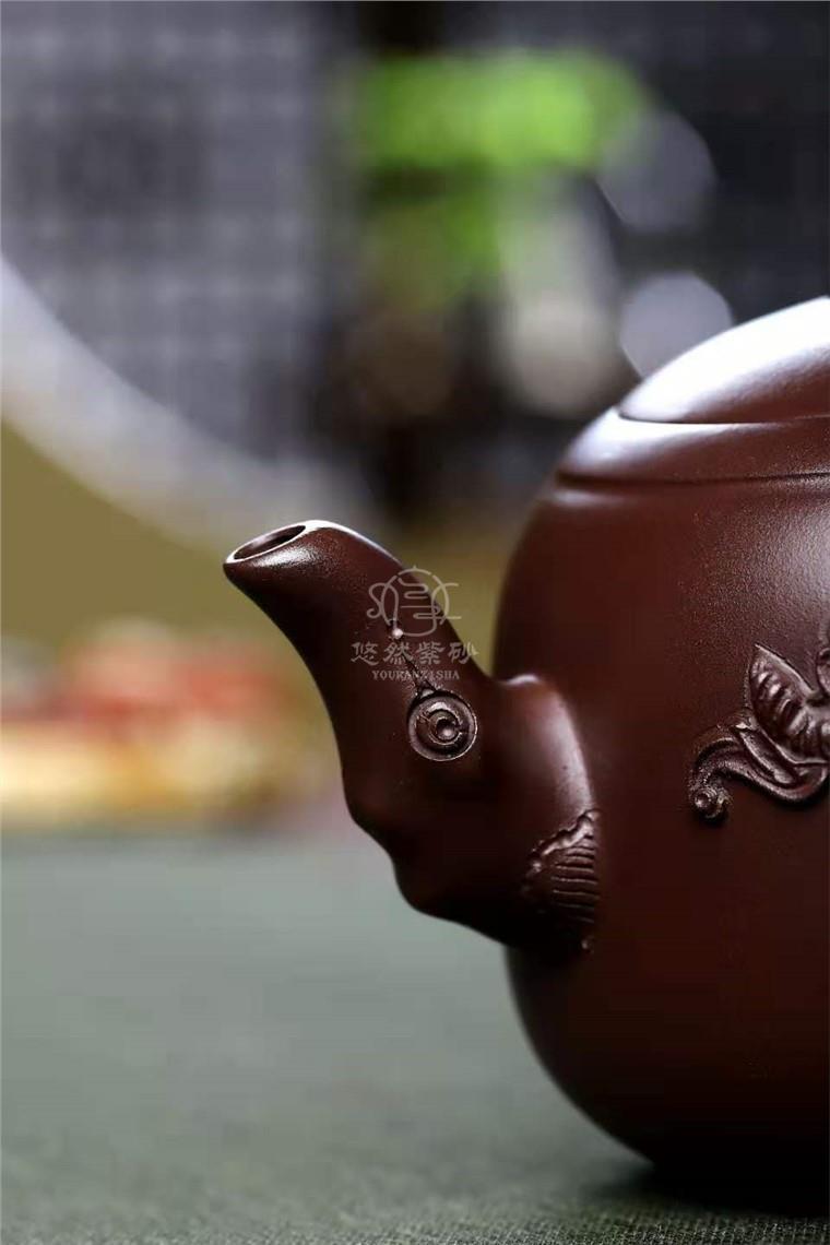 朱正琴作品 五福临门图片