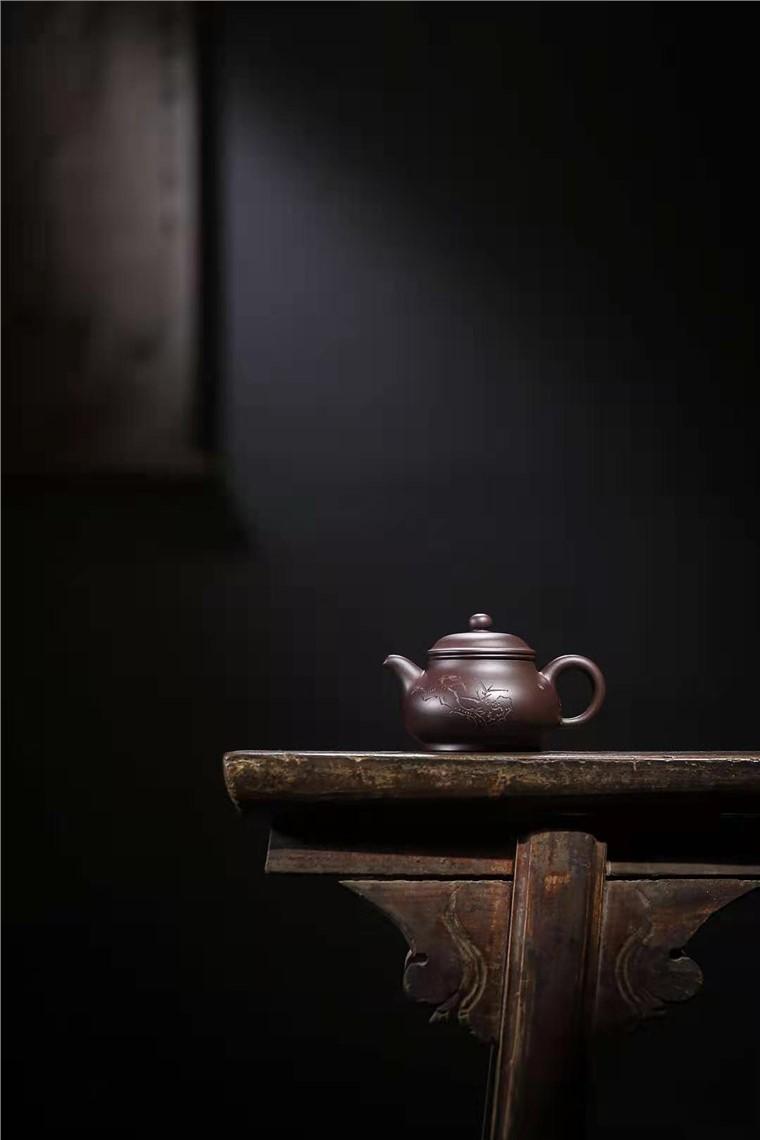 韩惠琴作品 潘壶图片