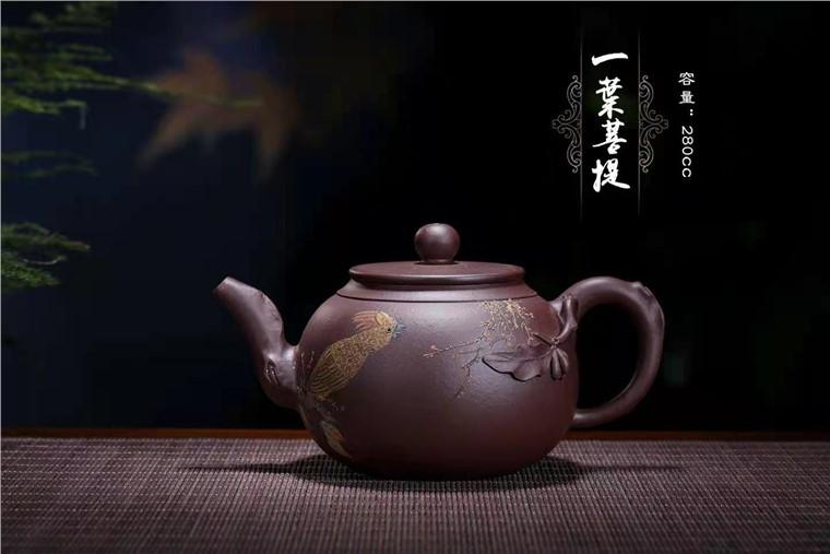 王春作品 一叶菩提图片