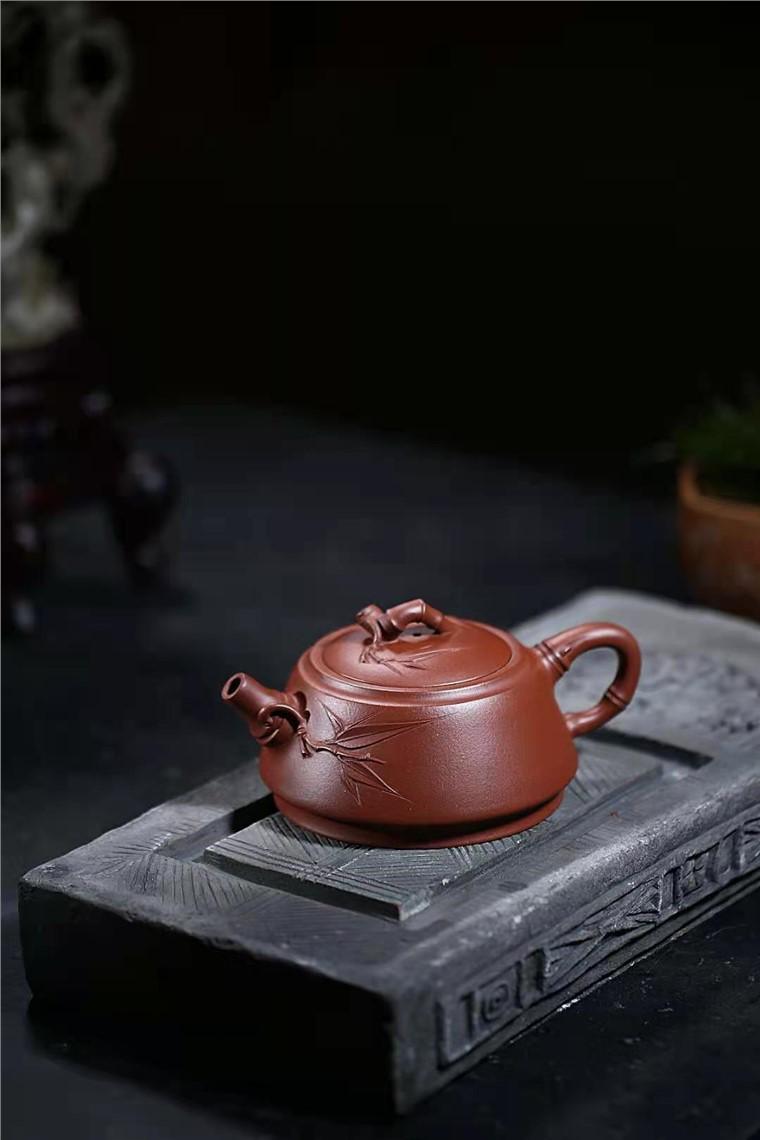 王国祥作品 石瓢竹节图片