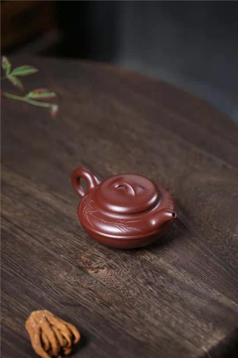 陈顺根作品 线圆壶图片