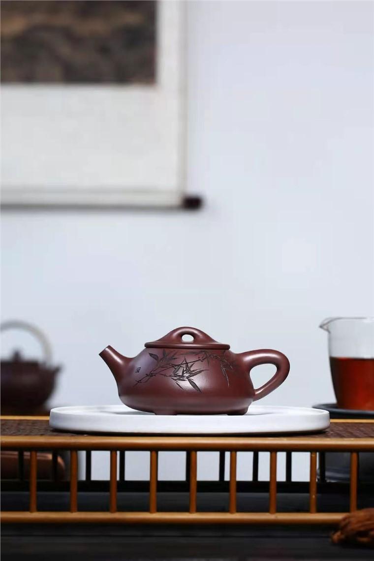 陈亚萍作品 景舟石瓢图片