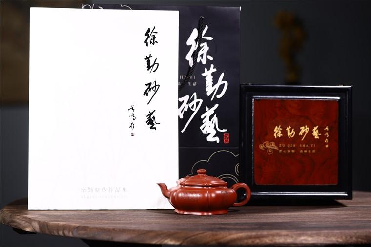 徐勤作品 筋纹宫灯图片