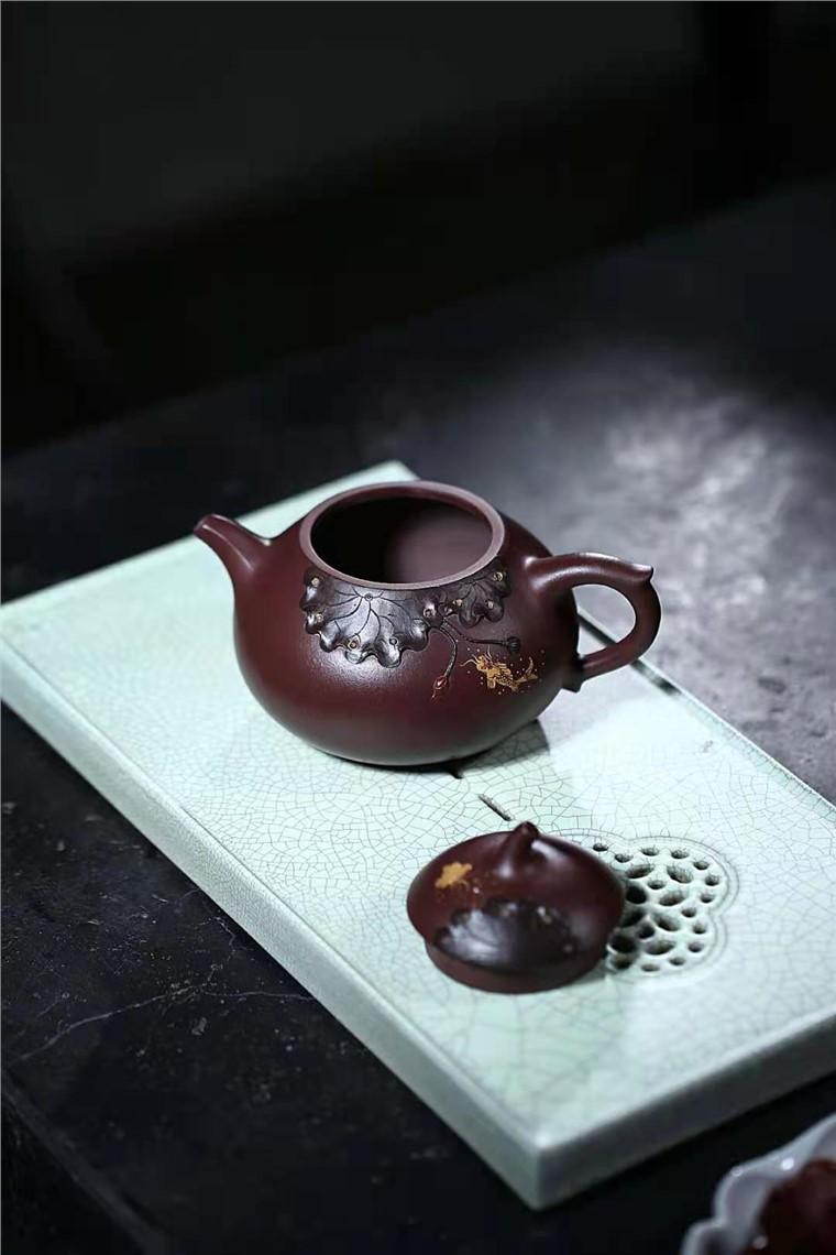 许华芳作品 莲年有余图片