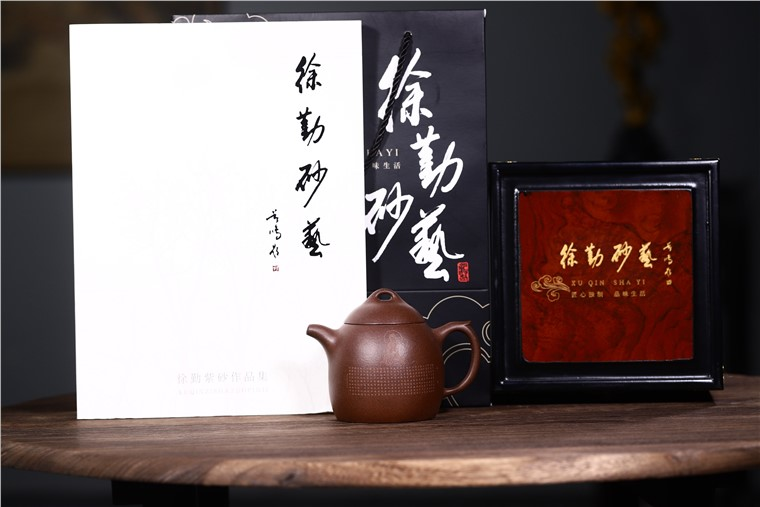 徐勤作品 秦权图片