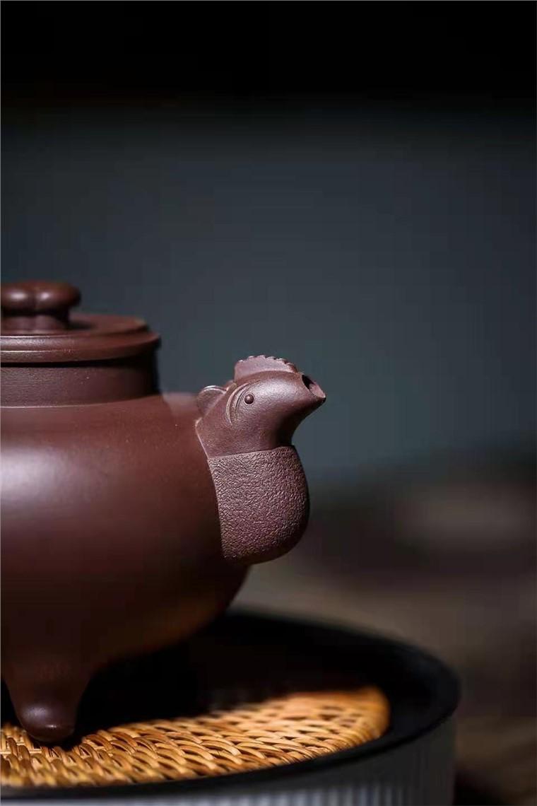 王岳龄作品 和鸣壶图片