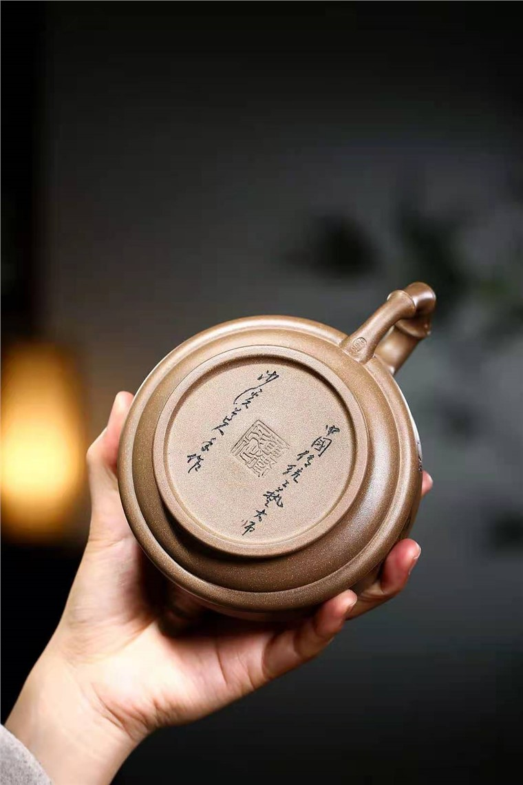 黄卫民作品 双线竹鼓图片