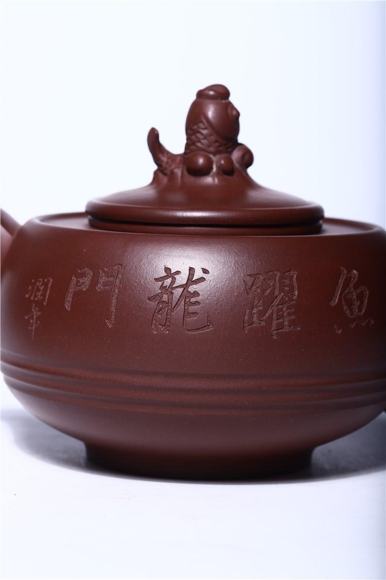 徐永君作品 鱼跃龙门图片