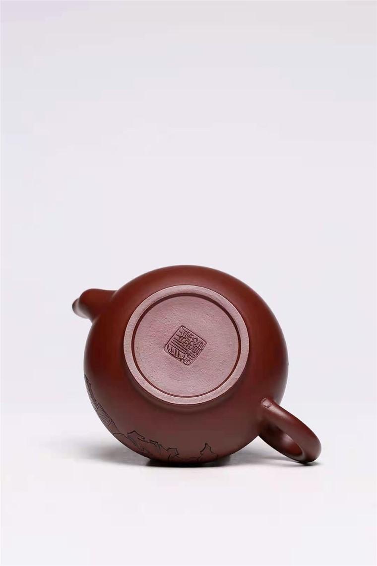 杨慧英作品 茶香壶