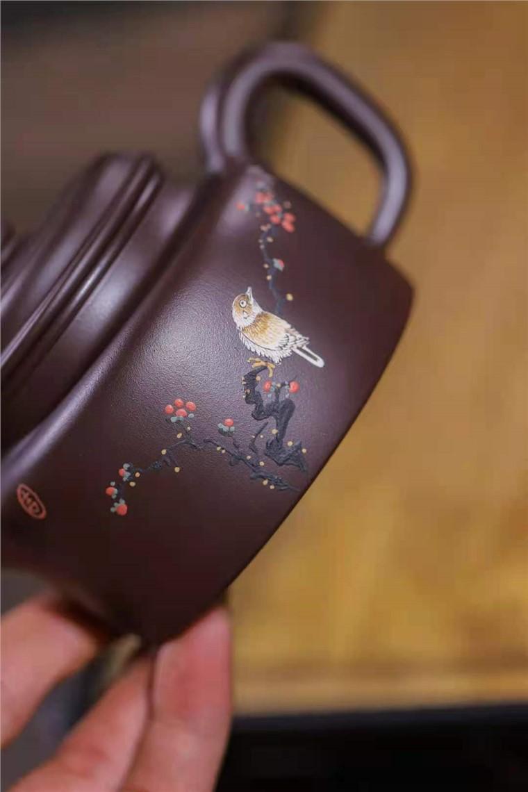 韩惠琴作品 德钟图片