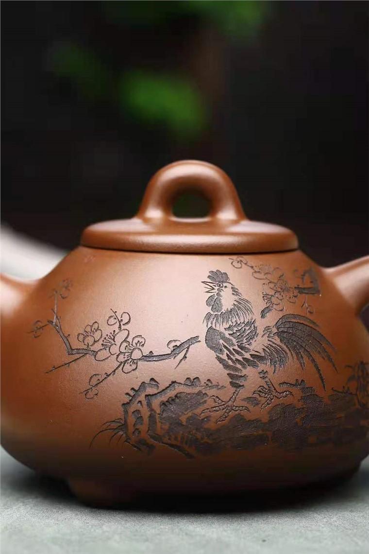 刘政作品 子冶石瓢图片
