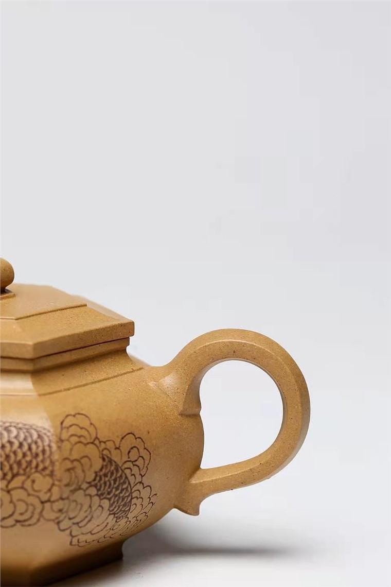 杨慧英作品 六方仿古图片