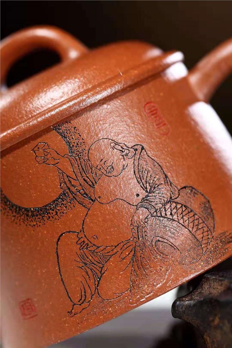 陶金兰作品 汲泉图片