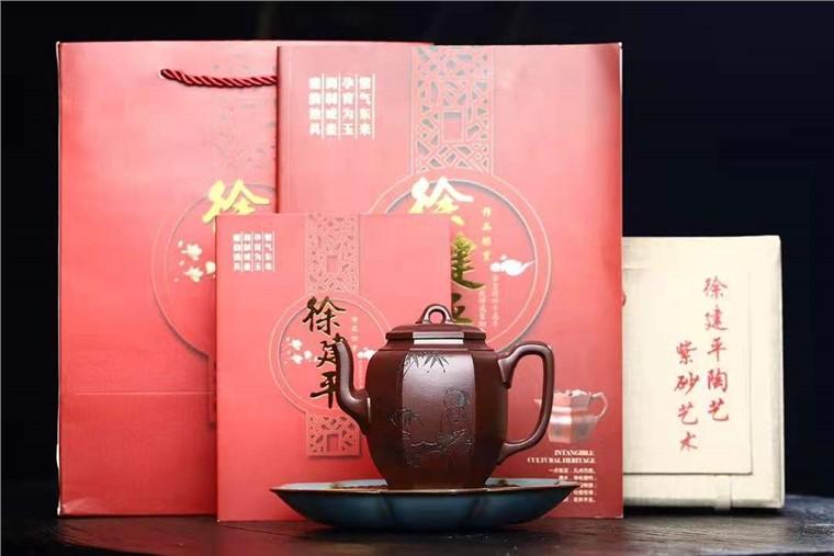 徐建平作品 六方宫灯图片