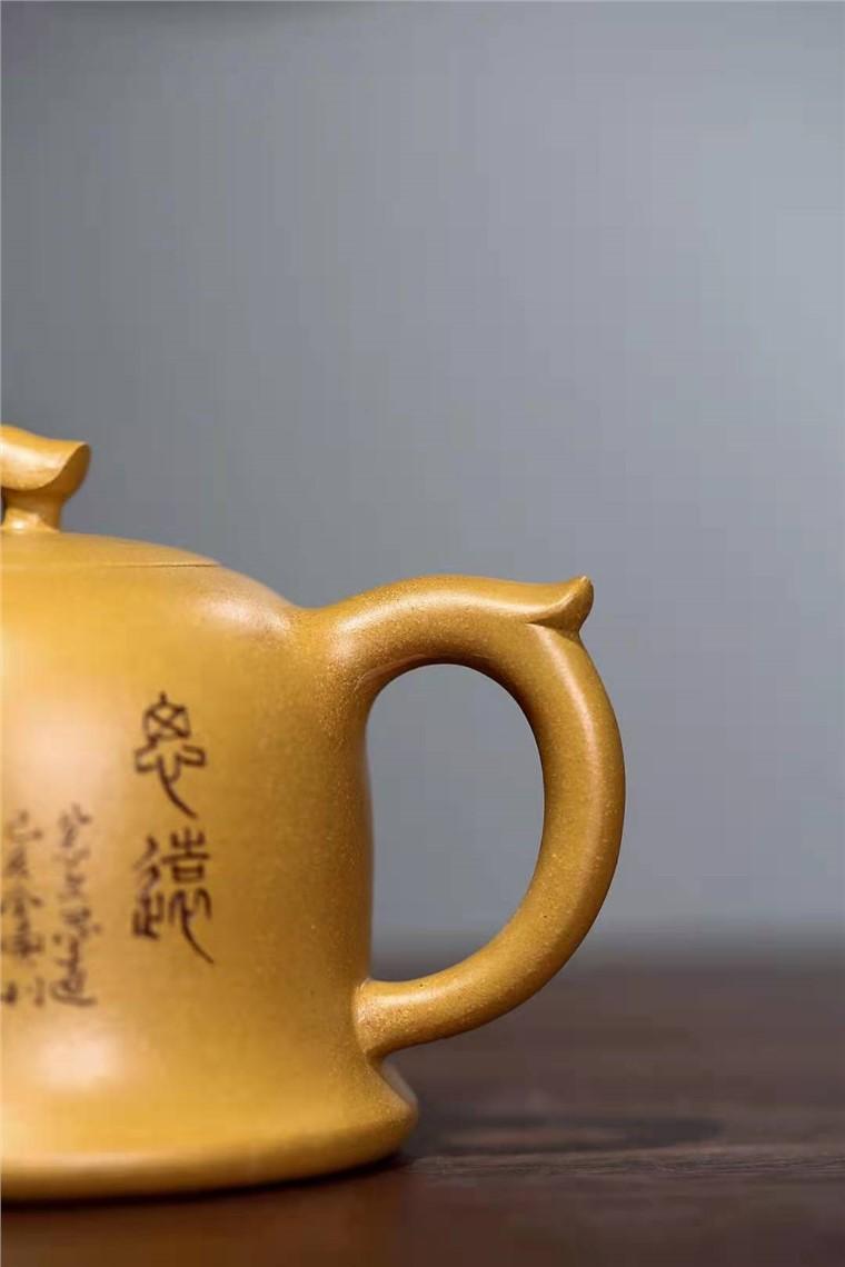 陶金兰作品 金钟图片