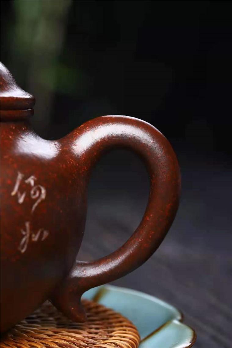 徐建平作品 莲子壶图片
