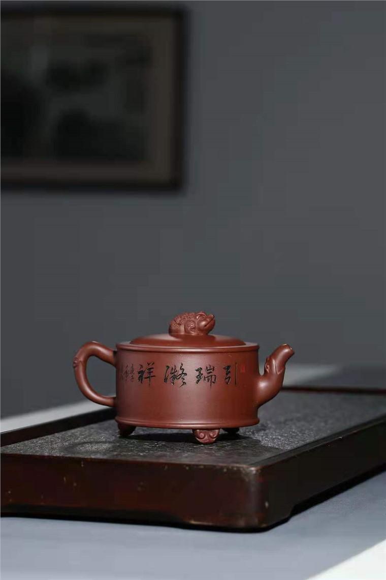 刘莹作品 刘海戏金蟾图片