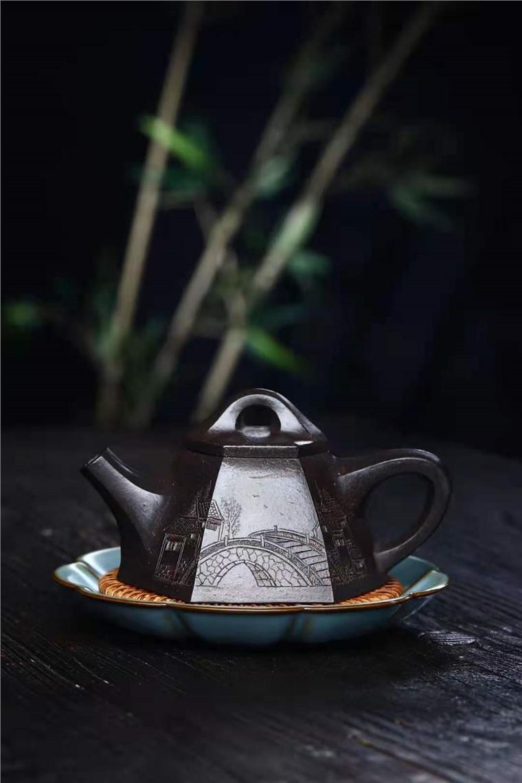 徐建平作品 六方霸王瓢图片