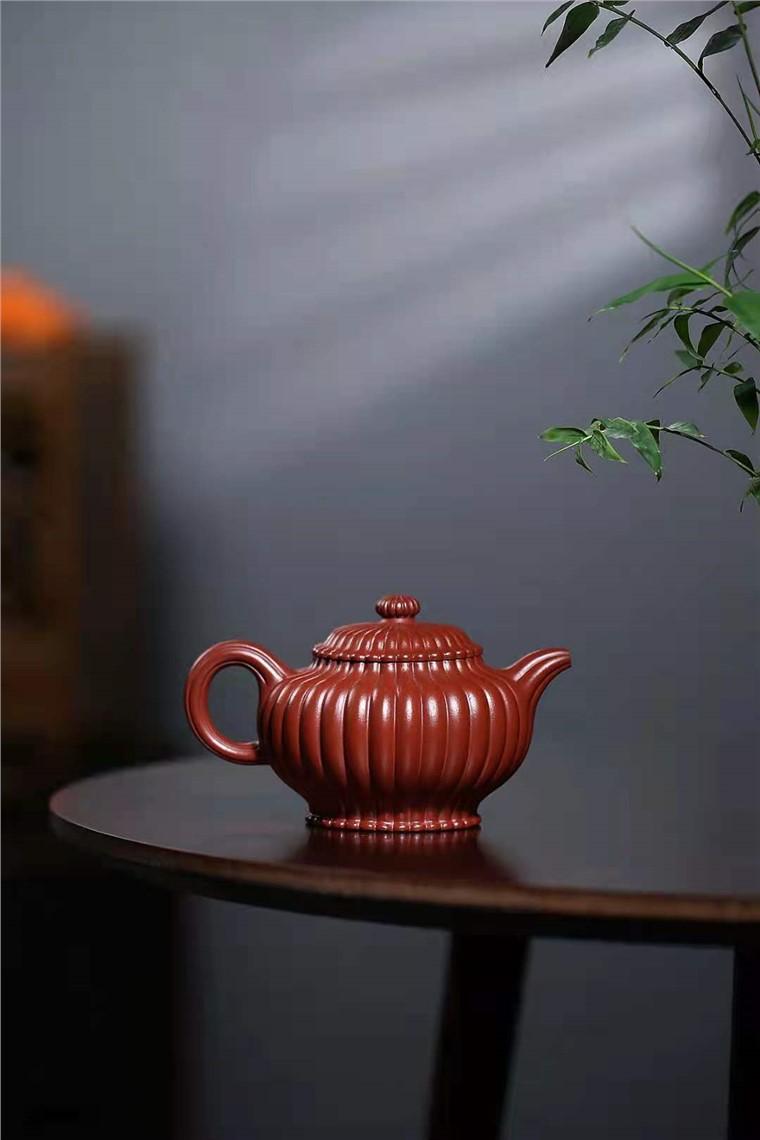 陶金兰作品 筋纹掇只图片