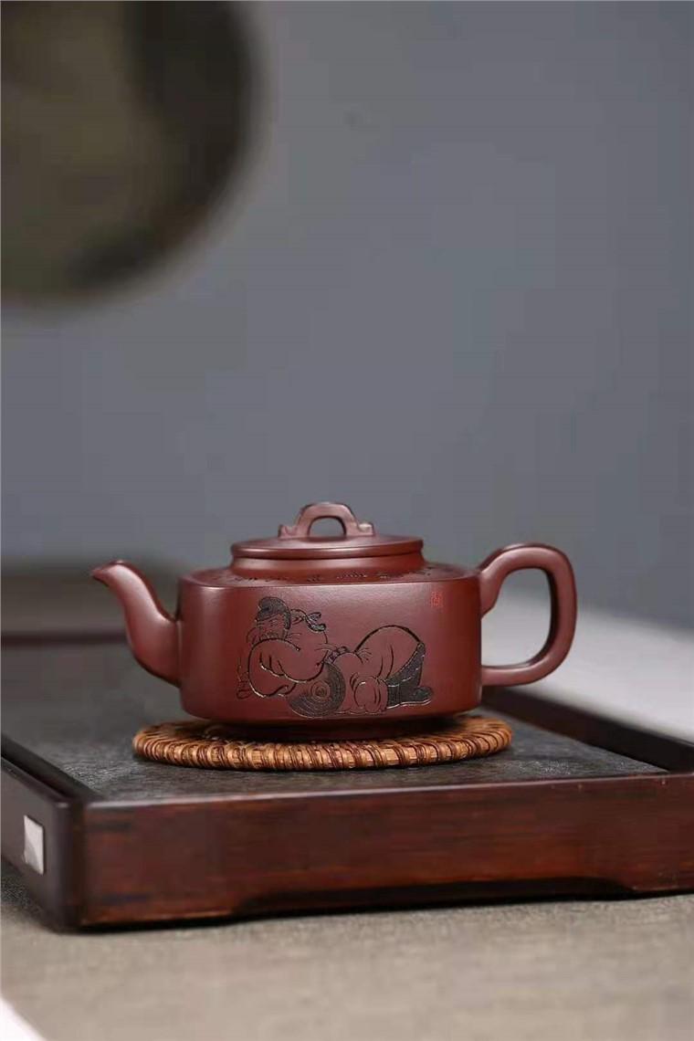 刘莹作品 四方君玉图片