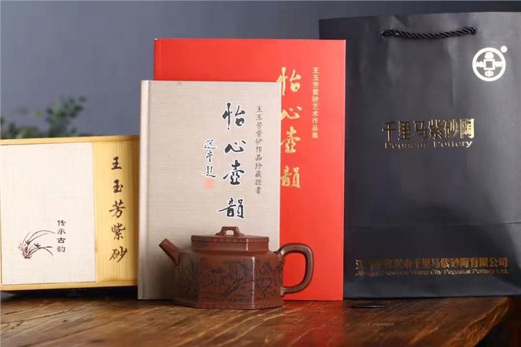 王玉芳作品 六方井栏图片