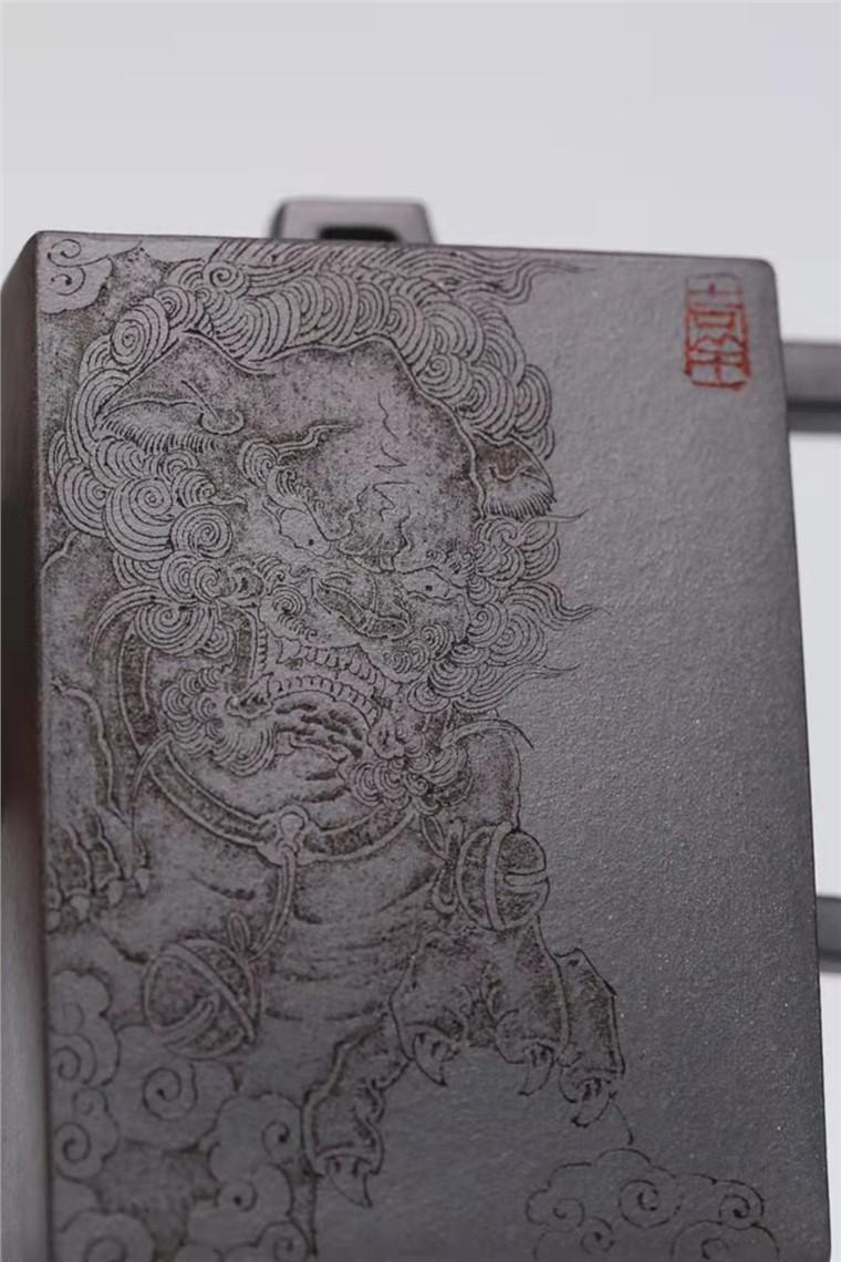 王玉芳作品 砖方图片