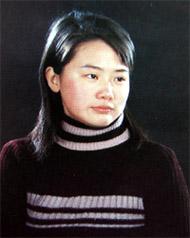 紫砂壶工艺师杨明明名家照片