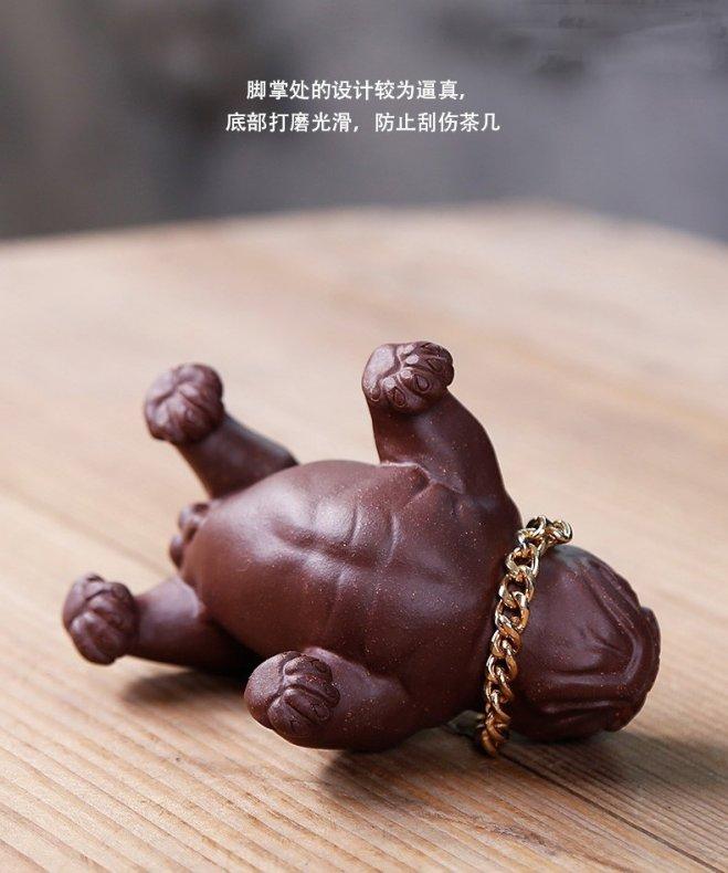 紫砂茶宠 恶霸犬